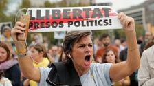 Spanyol Menemukan Catalan Pemimpin Bersalah Melakukan Penghasutan Di Landmark Berkuasa Atas Kemerdekaan Tawaran