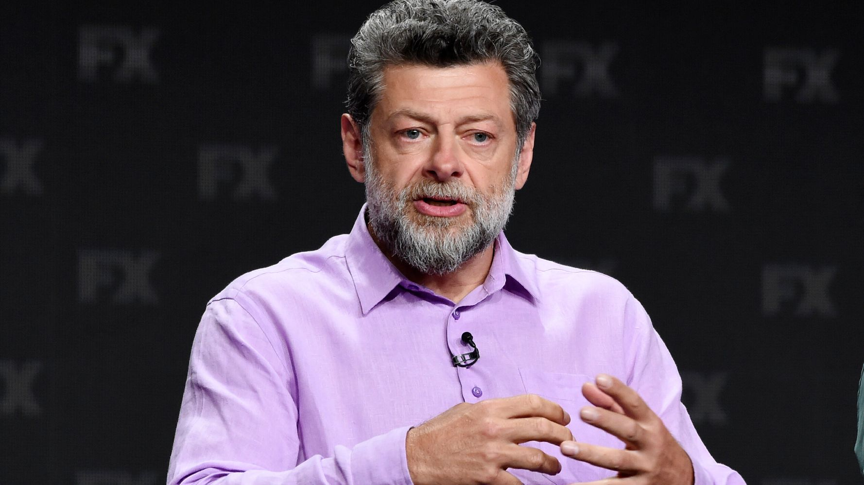 Andy Serkis Plays A Talking Anus, Tells Us Not To Flush Our Wet Wipes