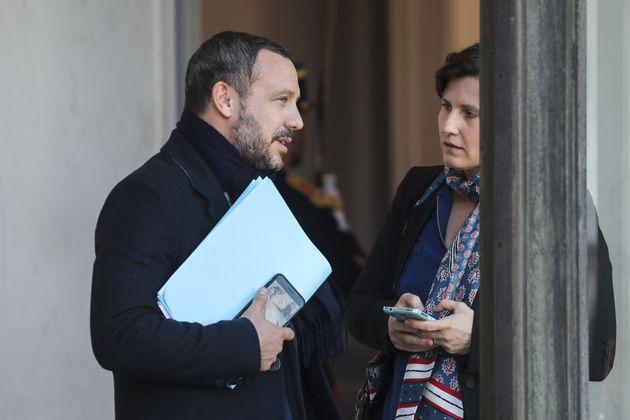 Adrien Taquet, secrétaire d'Etat en charge de la Protection de
