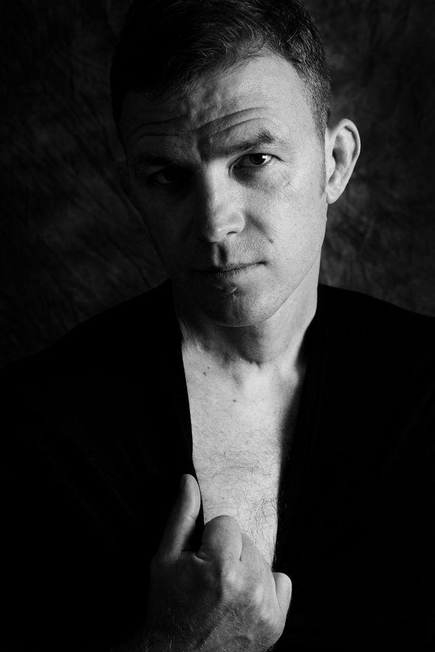 Mark Douglas (Doug), 39, from London, living with thyroid