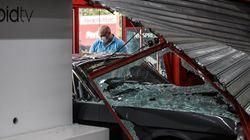 Νέα εισβολή ληστών με αυτοκίνητο σε κατάστημα στο Παλαιό