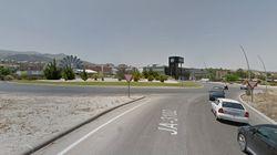 Esta rotonda de Jaén se hace viral en Twitter: la culpa la tiene lo que hay en el