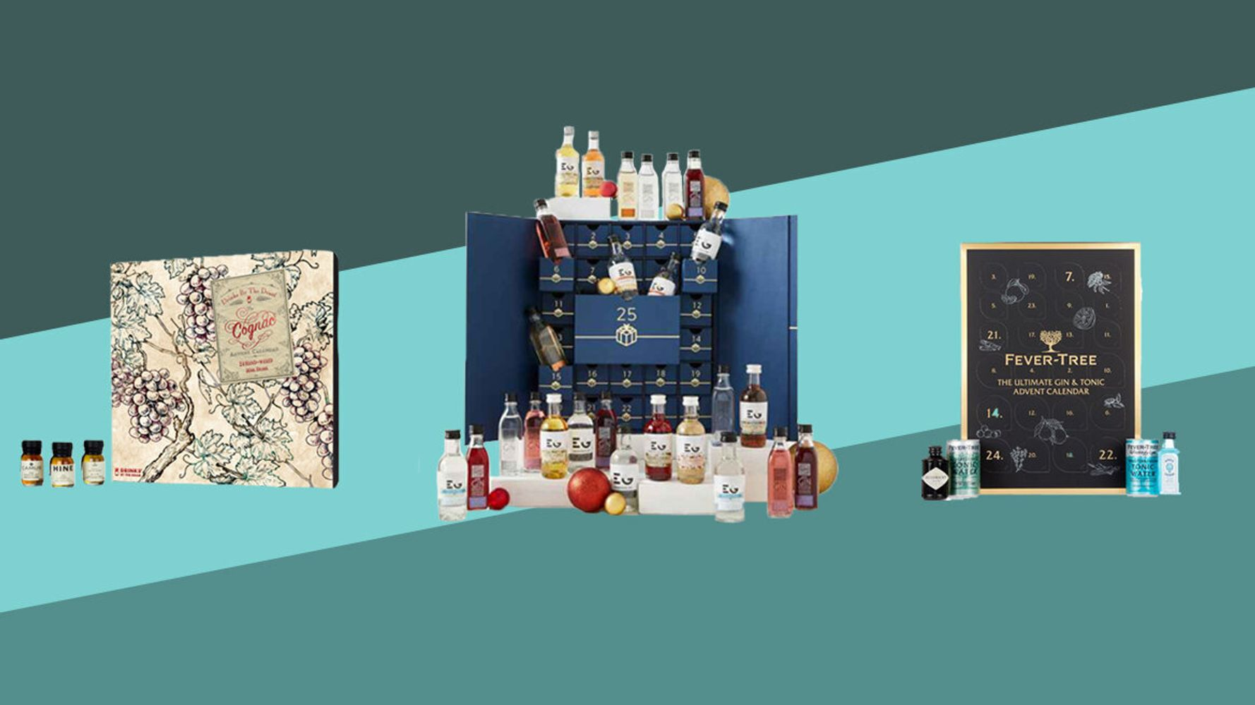 Gin, Wine, Whiskey And Beer: The Best Alcohol Advent Calendars For 2019