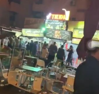 Une voiture est rentrée de plein fouet dans un snack, à Marrakech, faisant plusieurs