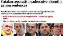 Cómo han informado los medios internacionales de la sentencia del