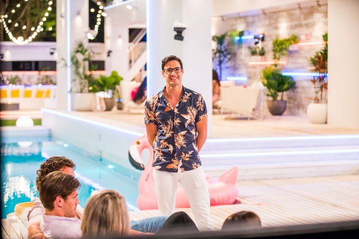 Love Island Australia's Sam Withers says he was meant to be on Married At First Sight.