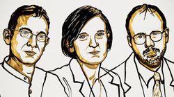 """Le prix """"Nobel"""" d'économie 2019 décerné à la française Esther Duflo et deux"""