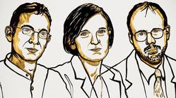 Abhijit Banerjee, Esther Duflo y Michael Kreme, Premios Nobel de Economía
