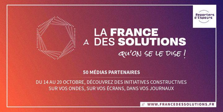 Le HuffPost est partenaire de la France des solutions, un événement qui recense les articles de presse dont l'objectif est d'apporter une solution à un problème posé dans l'actualité.