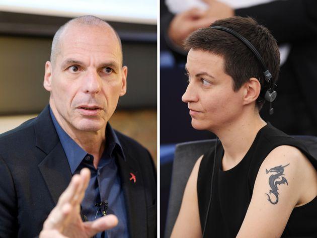 Yanis Varoufakis y Ska