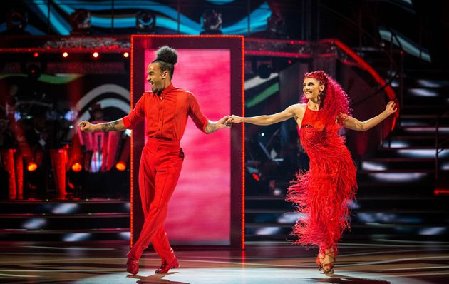 Dev Griffin and Dianne Buswell were voted off Strictly Come