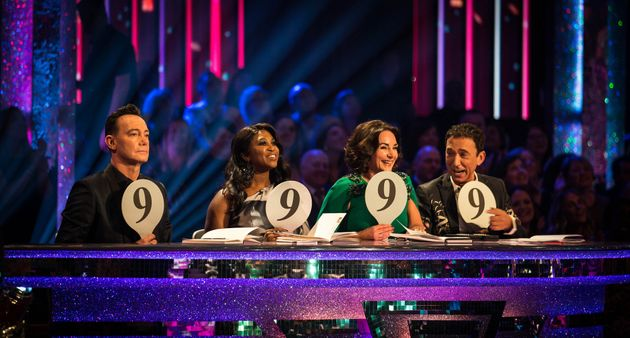 James criticised the Strictly judges'