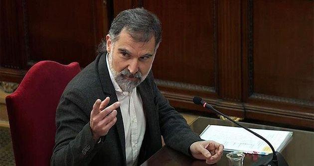 El presidente de Òmnium, Jordi