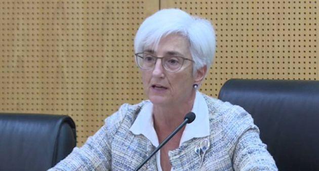 María José Segarra, fiscal general del