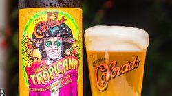 Eu quero o teu sabor: Colorado lança 'Tropicana', cerveja para homenagear Alceu