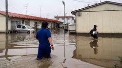 Typhon Hagibis: au moins 35 morts au Japon, 110.000 secouristes