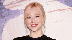 Sulli, trovata morta in casa la star del K-pop. Aveva 25