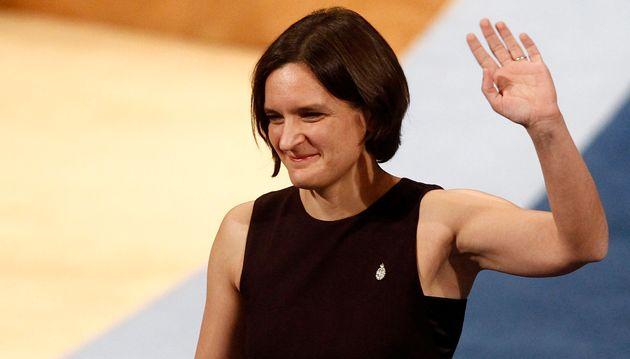 Esther Duflo, ici récompensée en Espagne en 2015, a reçu le prix Nobel d'Economie