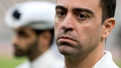 Xavi Hernández reacciona a la sentencia del 'procés' con una palabra (pero lo dice