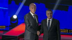 Nabil Karoui félicite Kais Saied de sa victoire à la