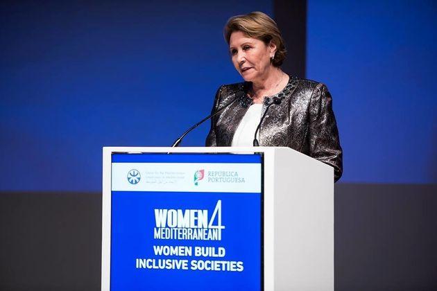 Naziha Laabidi, ministre de la femme, de la famille et de