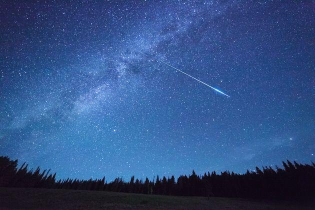 Arrivano le Orionidi, le stelle cadenti d