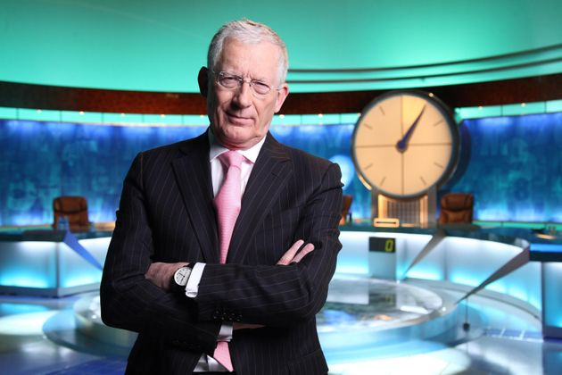 Countdown's Nick Hewer Reveals He Was Asked To Do Strictly This Year - And The Reason He Said No
