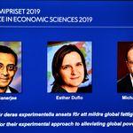 Pioneiros na luta contra a pobreza vencem o Nobel de Economia de