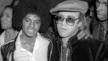 Elton John Fordert Michael Jackson, Eine