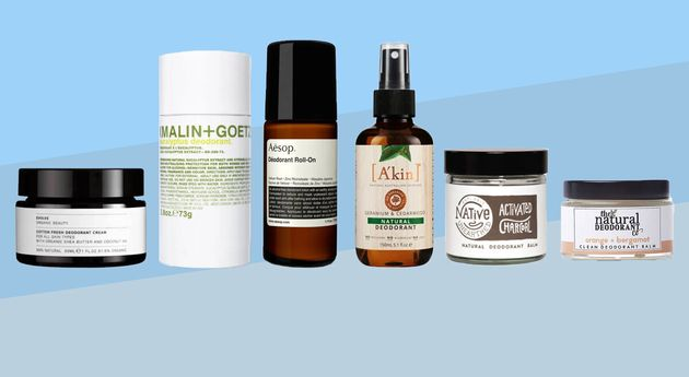 We Wore Natural Deodorants For A Week – Did They Work For Us?