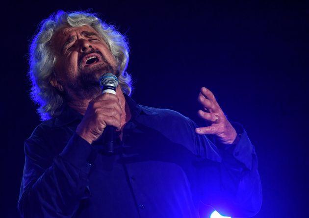 """Beppe Grillo: """"L"""