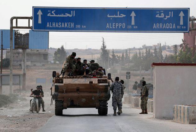Morsa turca su Kobane. Il nuovo Afghanistan è il nord della Siria