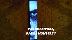 Une expo fait le lien entre science et monstres cultes du