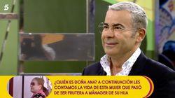 Jorge Javier desmiente en 'Sálvame' los rumores sobre su estado de salud: