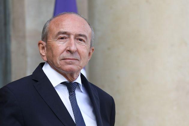 Gérard Collomb a été investi par LREM pour diriger la métropole de Lyon après...