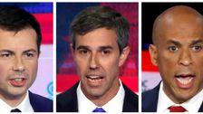 Demokratischen Kandidaten Gerangel Über Gun Control Vor Der Vierten Debatte