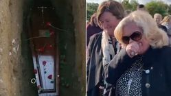 Dead Man Gets Last Laugh At His Funeral With An Unexpected