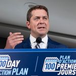 Scheer Stokes Fear Of Coalition, Continues To Push For Tory