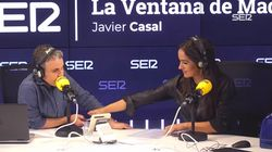 Begoña Villacís le escribe a un periodista de la SER lo que quiere que le