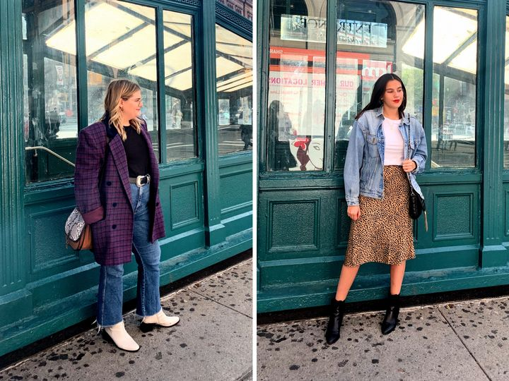 These date night looks ended up being some of the most creative outfits of the whole week.