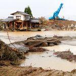 台風19号 7県の37河川52カ所で堤防が決壊 国交省が発表