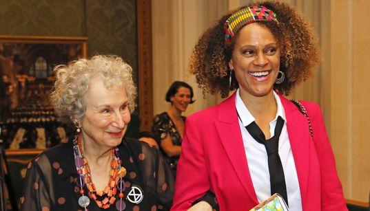 Judges Break Rules To Split Booker Prize Between Margaret Atwood And Bernardine