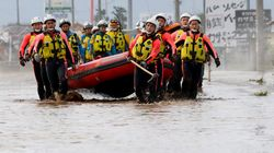 Typhoon Hagibis Leaves At Least 58 Dead In