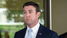 GOP Pengesahan Menghindar Didakwa anggota Kongres California Duncan Hunter