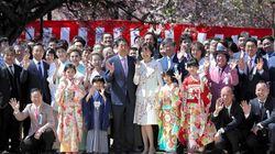 「桜を見る会は意義ある」予算増額で政府が答弁書