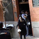Liberan en buen estado a una mujer secuestrada por su pareja en Leganés