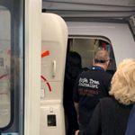 脅迫メッセージのTシャツ着用を許可。「何もできない」ユナイテッド航空に批判