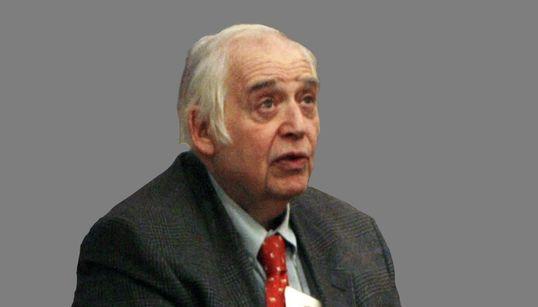 Πέθανε ο συγγραφέας και κριτικός λογοτεχνίας, Χάρολντ