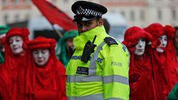 Απαγόρευση διαδηλώσεων για την Extinction Rebellion από τη βρετανική