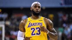 LeBron James s'est enfin exprimé sur la NBA et la Chine, et il n'aurait peut-être pas